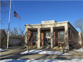 US Post Office-South Hadley Main