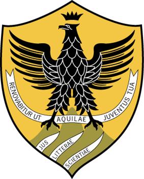 Logo of the University of L'Aquila