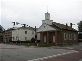 Universalist Church Historic District