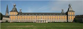 Main building of the university of Bonn, Germany