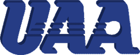 University Athletic Association logo