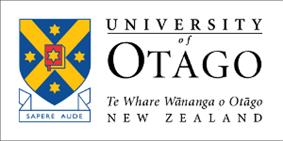 The University of Otago logo