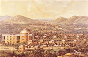 University of Virginia Historic District