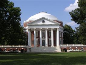 Rotunda, University of Virginia