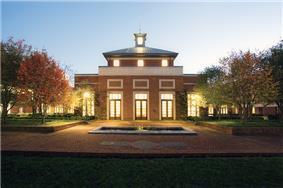 Clay Hall and Caplin Pavilion