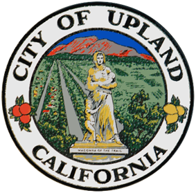 Official seal of City of Upland