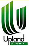 Official logo of City of Upland