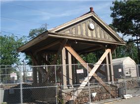Upper Montclair Station