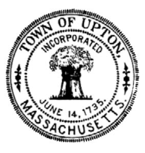 Official seal of Upton, Massachusetts