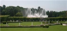 Longwood Gardens District