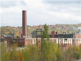 The Magog Textile Mill