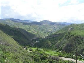 Utkupampa valley, Amazonas Region