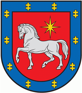 Coat of arms of Utenos Apskritis, Lithuania