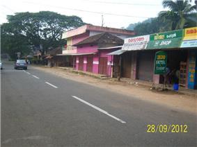 Uthimoodu junction