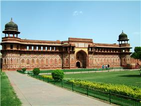 Agra Fort, Uttar Pradesh