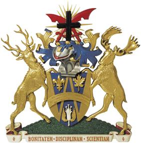 University of Windsor Coat of Arms
