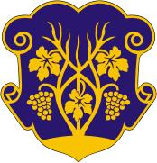 Coat of arms of Uzhhorod