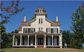 Van Reyper-Bond House