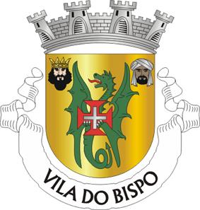 Coat of arms of Vila do Bispo