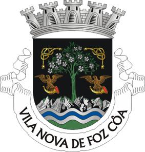 Coat of arms of Vila Nova de Foz Côa