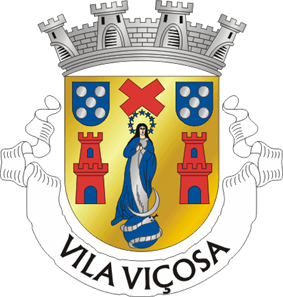 Coat of arms of Vila Viçosa