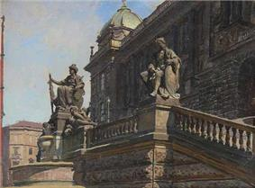 Vaclav Maly -The National Museum in Prague 048