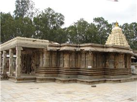 Vaidyeshvara temple, Talakad