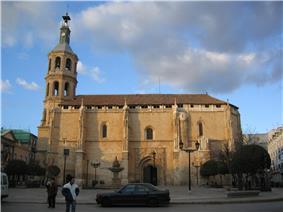 Valdepeñas Spain Church of Assumption