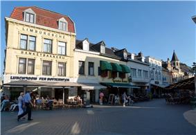 Valkenburg city centre
