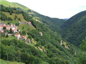 Breggia - Muggio Valley