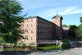 Valley Falls Mill