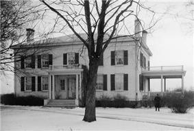 Van Alstyne House