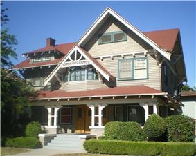 Van Buren Place Historic District