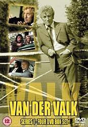 Van der Valk, Season 1 DVD box cover