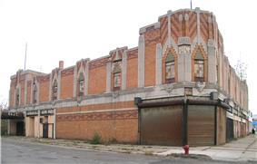 Vanity Ballroom Building