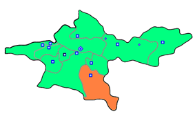 Varamin County in Tehran Province