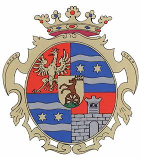 Pre-1922 coat of arms of Varaždin County