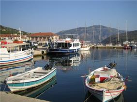 Vathy Harbor