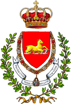 Coat of arms of Venaria Reale