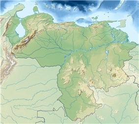 Angel Falls is located in Venezuela