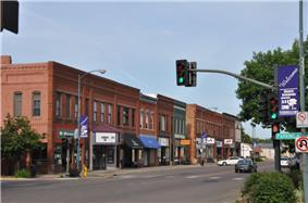 Downtown Vermillion