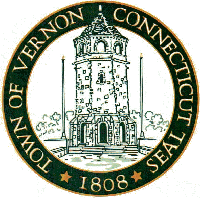 Official seal of Vernon, Connecticut