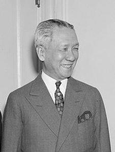 Sergio Osmeña, fourth President of the Philippines
