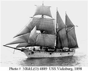 USS Vicksburg (PG-11