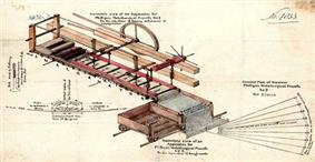 Victorian patent 1033,(1867) An invention for