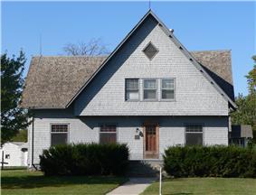 Victor E. Wilson House