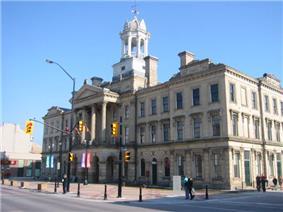 Victoria Hall Cobourg