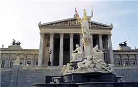 Parliament Building, Vienna
