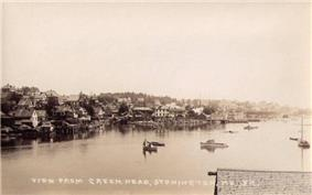 View of the waterfront c. 1915