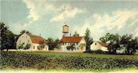 Canterbury Shaker Village c. 1906